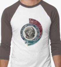 CCCP Yuri Gagarin 1961 Men's Baseball ¾ T-Shirt