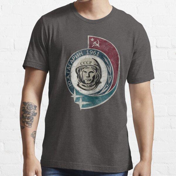 CCCP Yuri Gagarin 1961 Essential T-Shirt