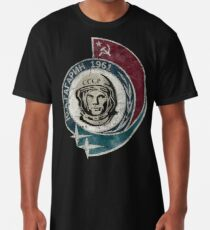 CCCP Yuri Gagarin 1961 Longshirt