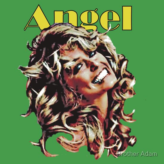 TShirtGifter presents: Farrah Fawcett - Charlie's Angel