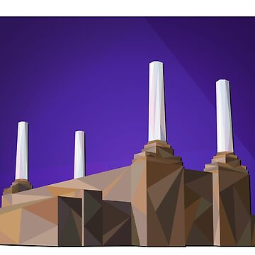 Battersea Power Station 2 by jackhowse