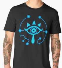 Sheikah Slate - Legend of Zelda - Breath of the Wild Men's Premium T-Shirt