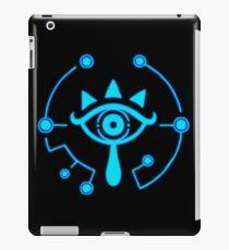 Sheikah Slate - Legend of Zelda - Breath of the Wild iPad Case/Skin