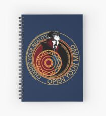 Doctor Strange Spiral Notebook