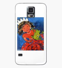 The princess and the frog Case/Skin for Samsung Galaxy