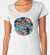 Pikmin Neon Jungle Women's Premium T-Shirt