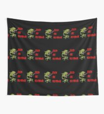 Little Shop of Horrors - Feed me Seymour! Wall Tapestry