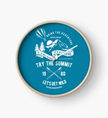 Try the Summit Clock