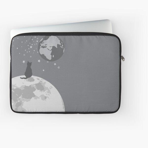 Space Cat Laptop Sleeve