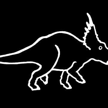 Centrosaurus by Camomile