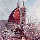 Florence by Andrea Mazzocchetti