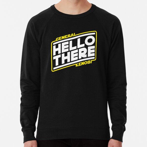 Hello There Lightweight Sweatshirt