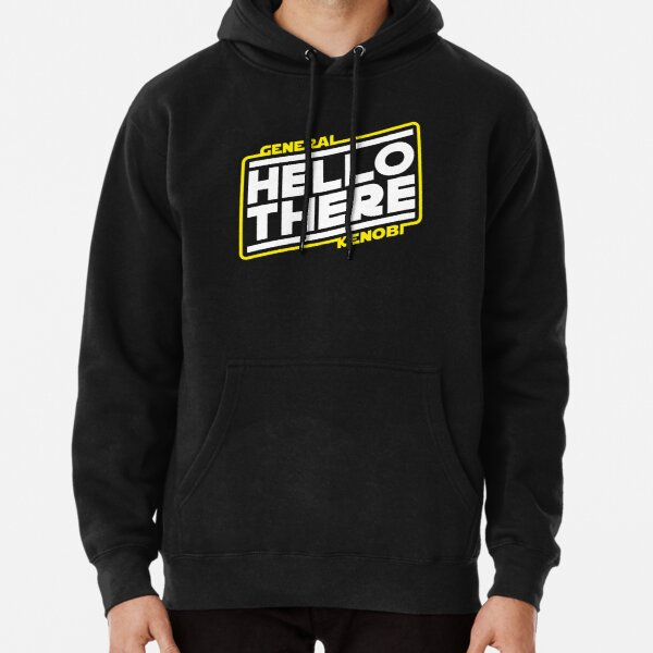 Hello There Pullover Hoodie