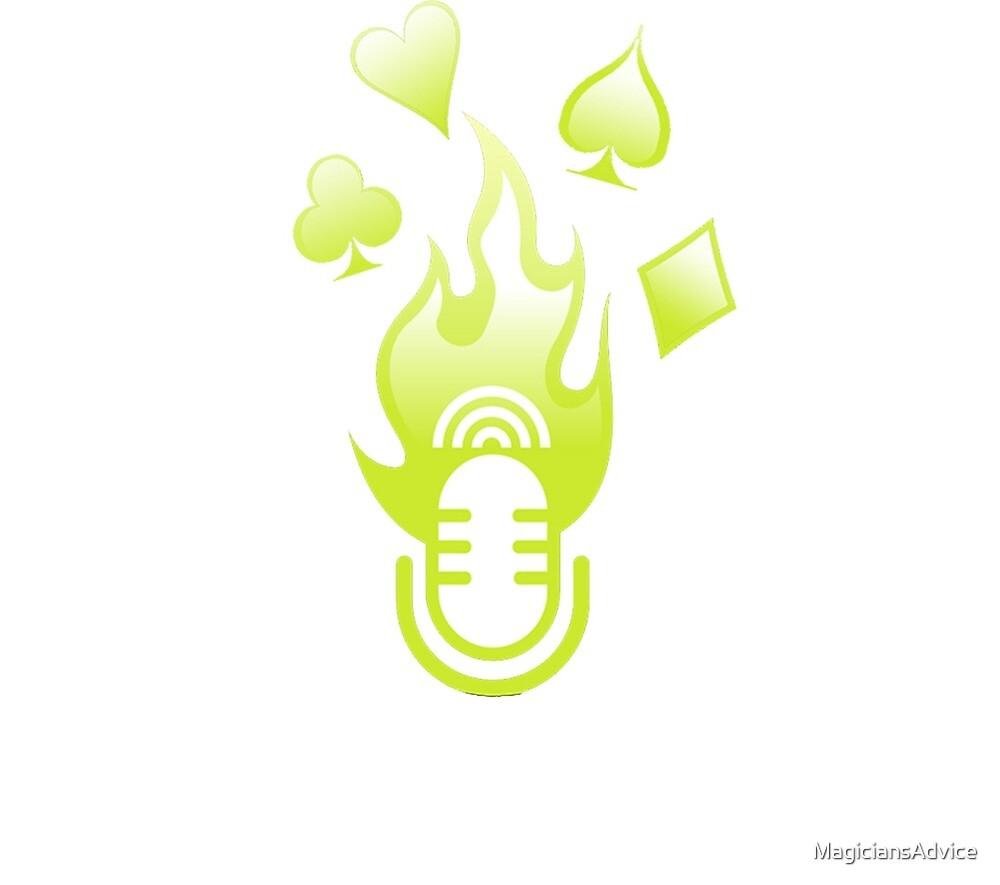 Magicians Advice Podcast Merchandise. by MagiciansAdvice