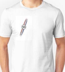 53 beatle bug Unisex T-Shirt