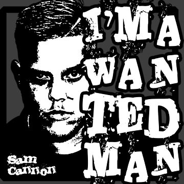 WANTED MAN - Sam Cannon - QWA by Chewfactor