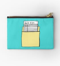 Check it Out Studio Pouch