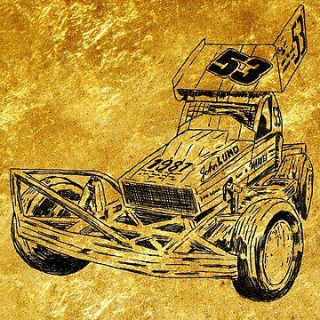John Lund '88 Gold Standard Champion by stoopidstu