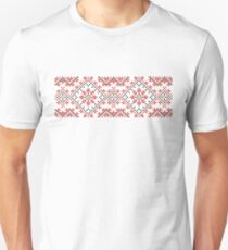 Ukrainian national ornaments Unisex T-Shirt