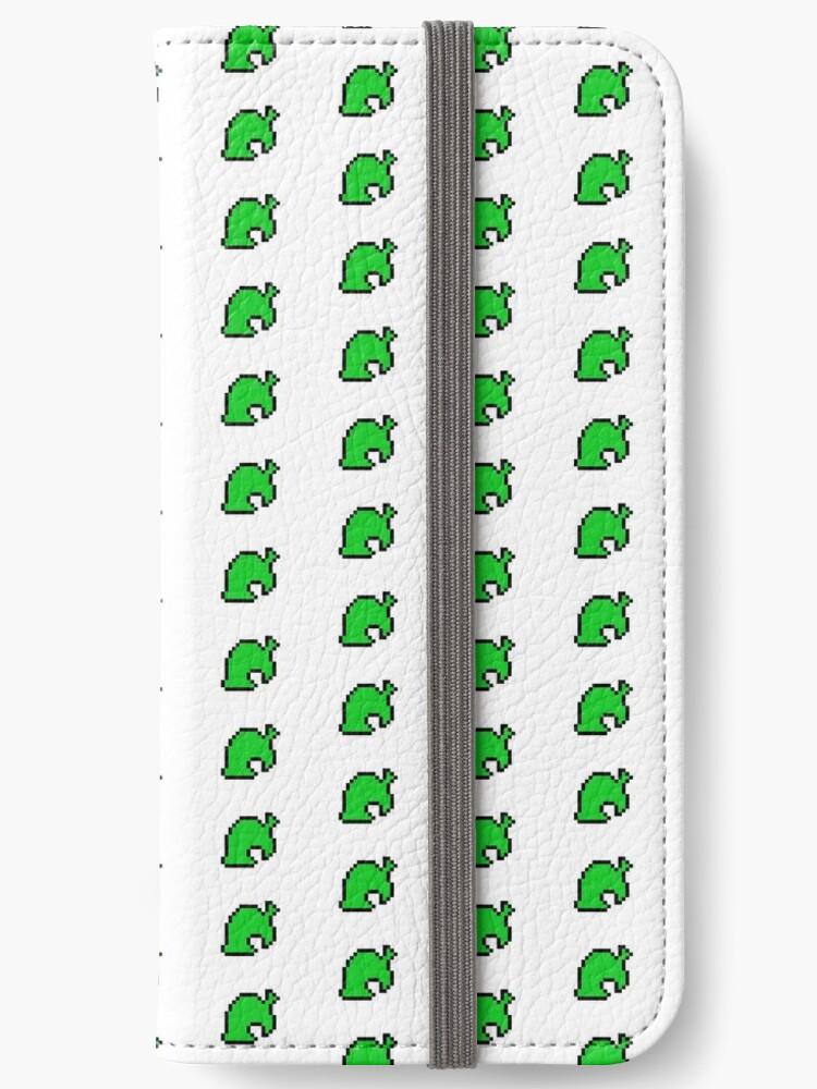 animal crossing leaf pixel art
