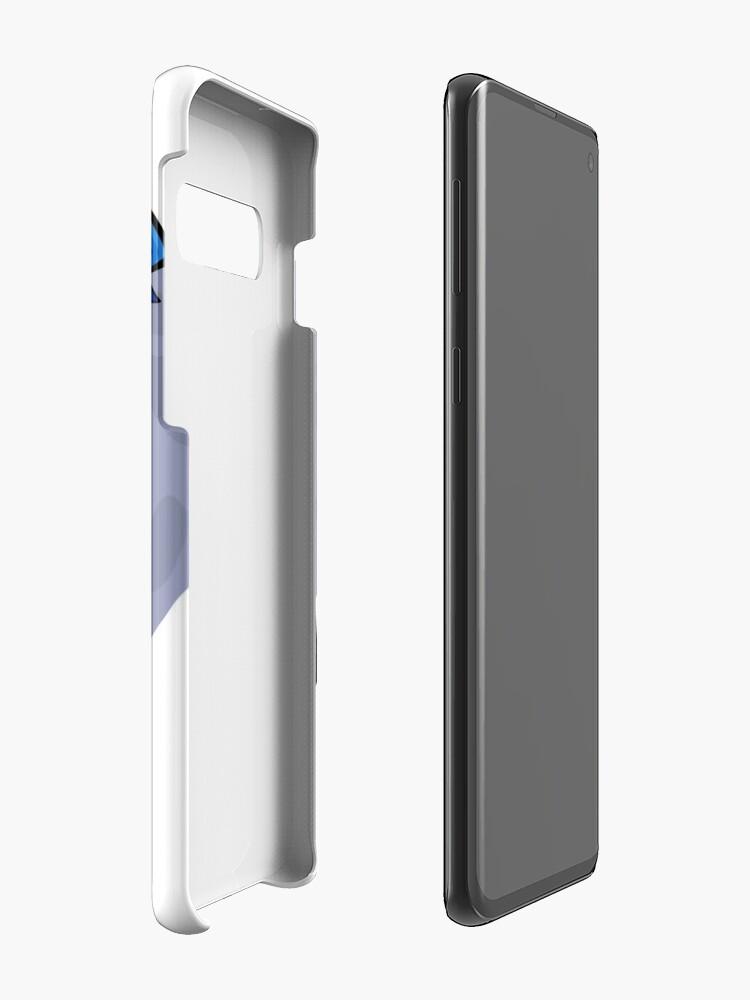 Vista alternativa de Funda y vinilo para Samsung Galaxy Sly Cooper 2