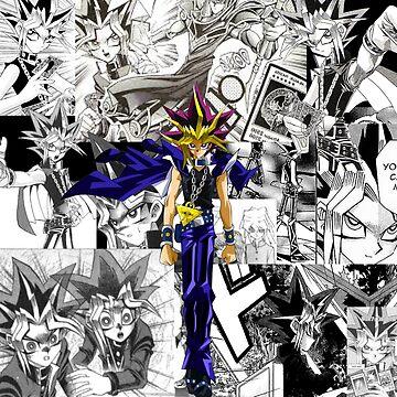 Yu-Gi-Oh - Manga Grouping by nidead