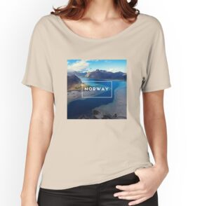 T-shirts coupe relax