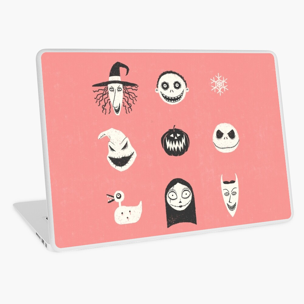This is Halloween Laptop Skin