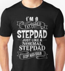 TATTOOED STEPDAD Unisex T-Shirt