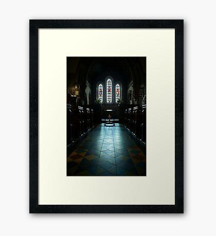 Llangasty Church (St Gastyn's) Framed Print