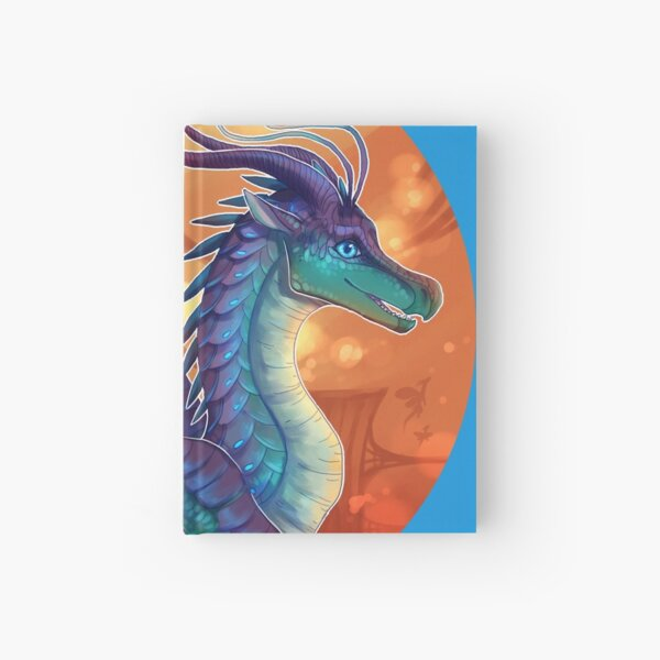 Wings of Fire - Blue Hardcover Journal