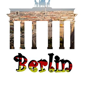 Berlin at daylight by GerbElli