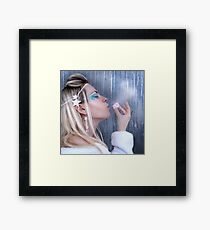 White Witch of Narnia Framed Print