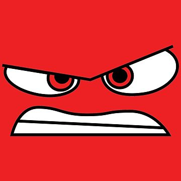 Anger (Inside Out) Version 2 by expandable