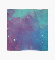 Night sky [watercolor] Scarf
