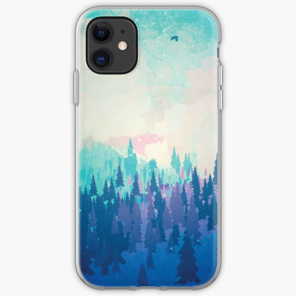 Forest iPhone Soft Case