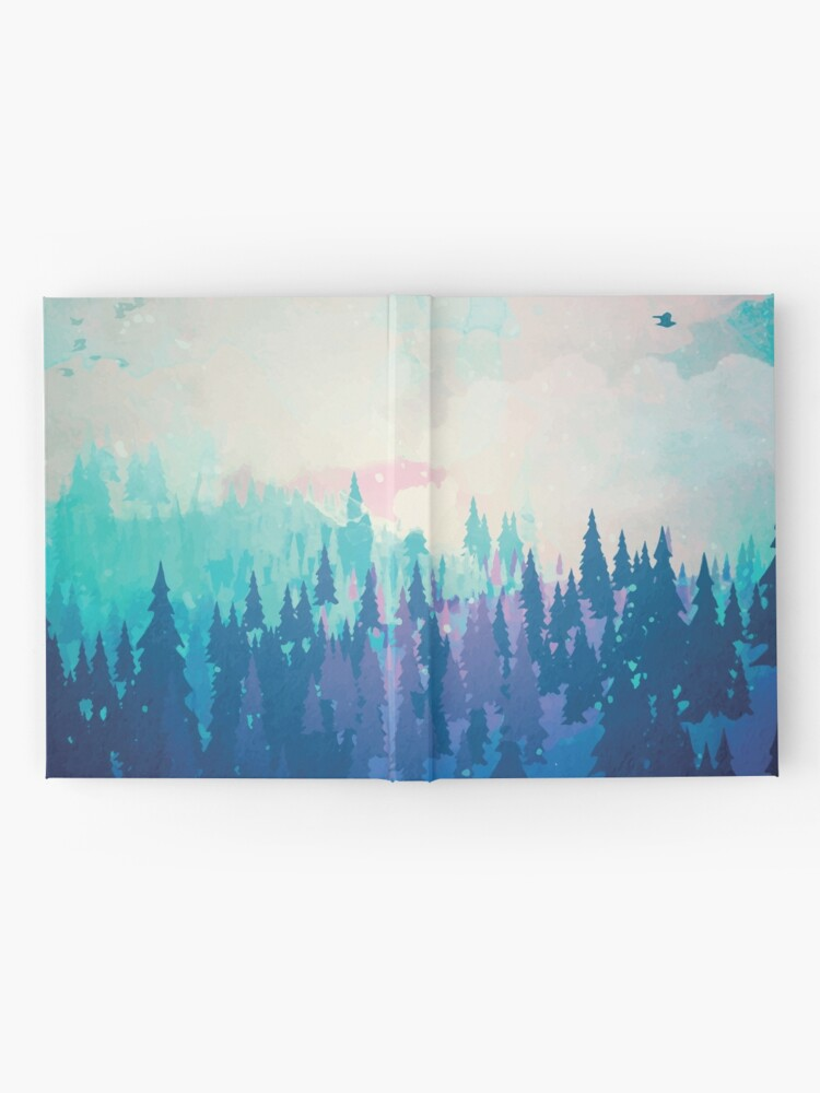 Alternate view of Forest Hardcover Journal