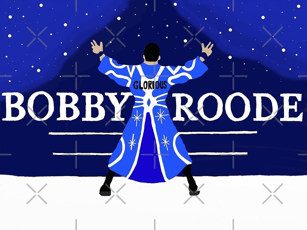 Bobby Roode by Kakilli