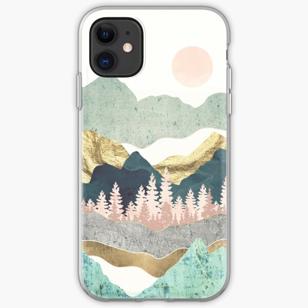 Summer Vista iPhone Soft Case