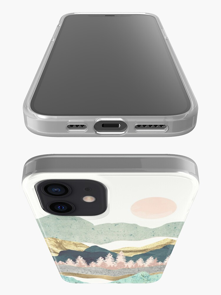 Alternate view of Summer Vista iPhone Case & Cover