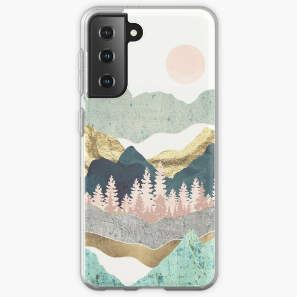 Summer Vista Samsung Galaxy Soft Case