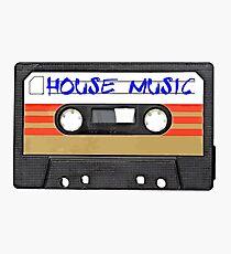 House Music Photographic Print