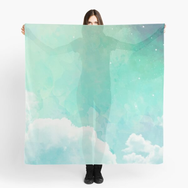 Above the sky Scarf