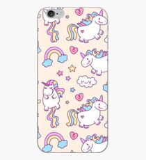 Vinilo o funda para iPhone ¡Más unicornios!