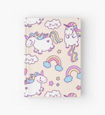 Cuaderno de tapa dura ¡Más unicornios!