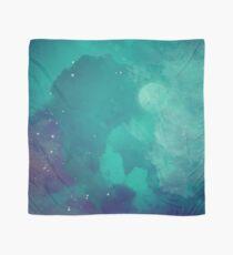 Nachthimmel [Aquarell] Tuch