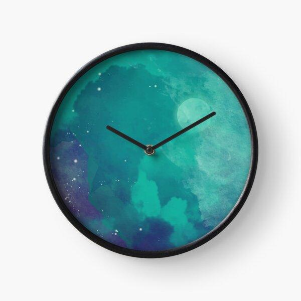 Night sky Clock