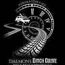 Daemons Domain 2018 T shirt by DaemonsDiscuss