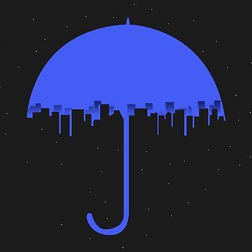 City Umbrella design  by TryStar
