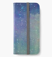 Deep space iPhone Wallet/Case/Skin